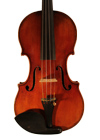 violin - W.E. Hill and Sons - front image